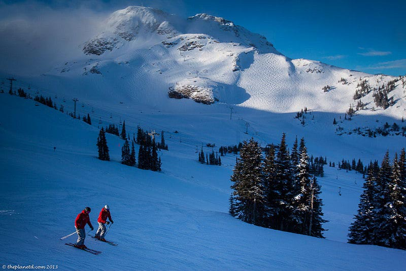 what to do in whistler in the winter