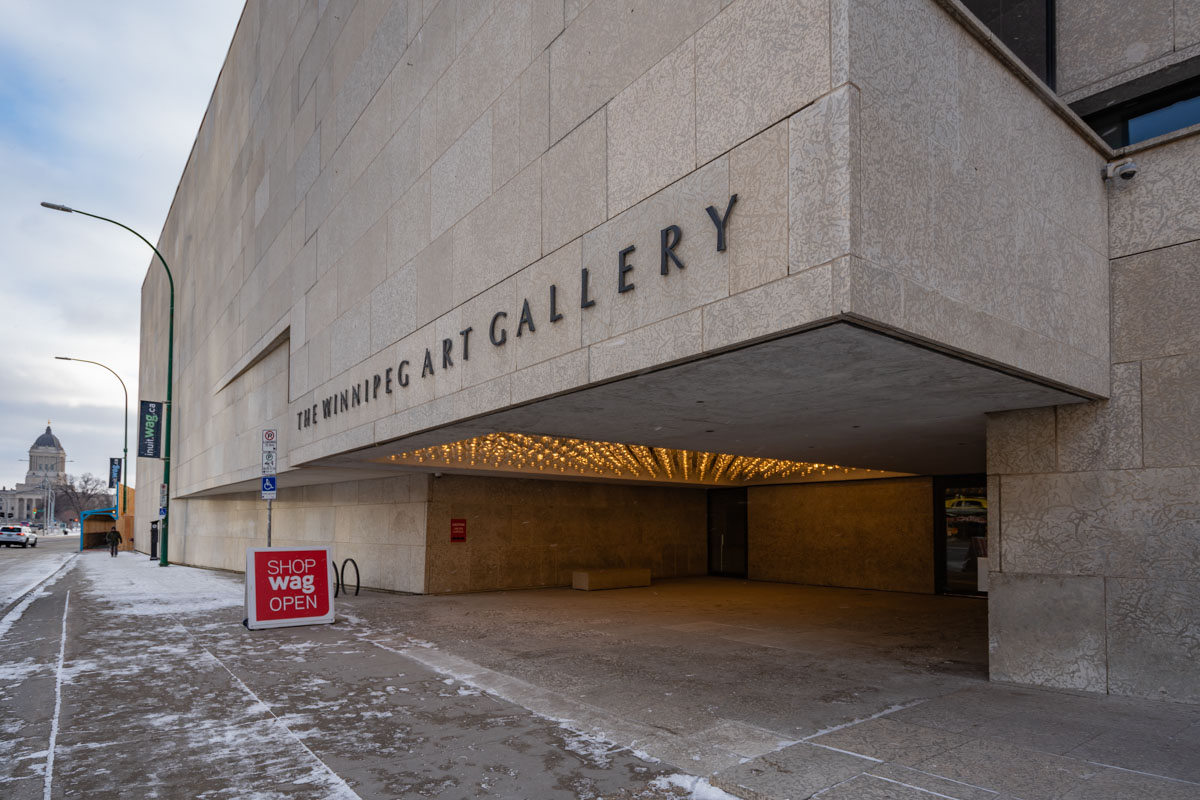 Things to do in Winnipeg visit Art Gallery