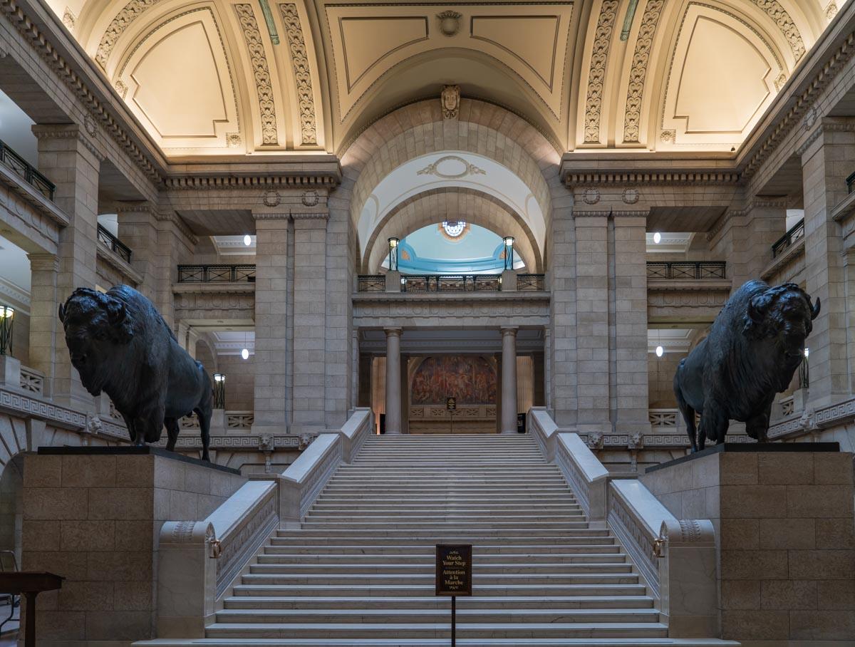 Things to do in Winnipeg Manitoba Legislative Building