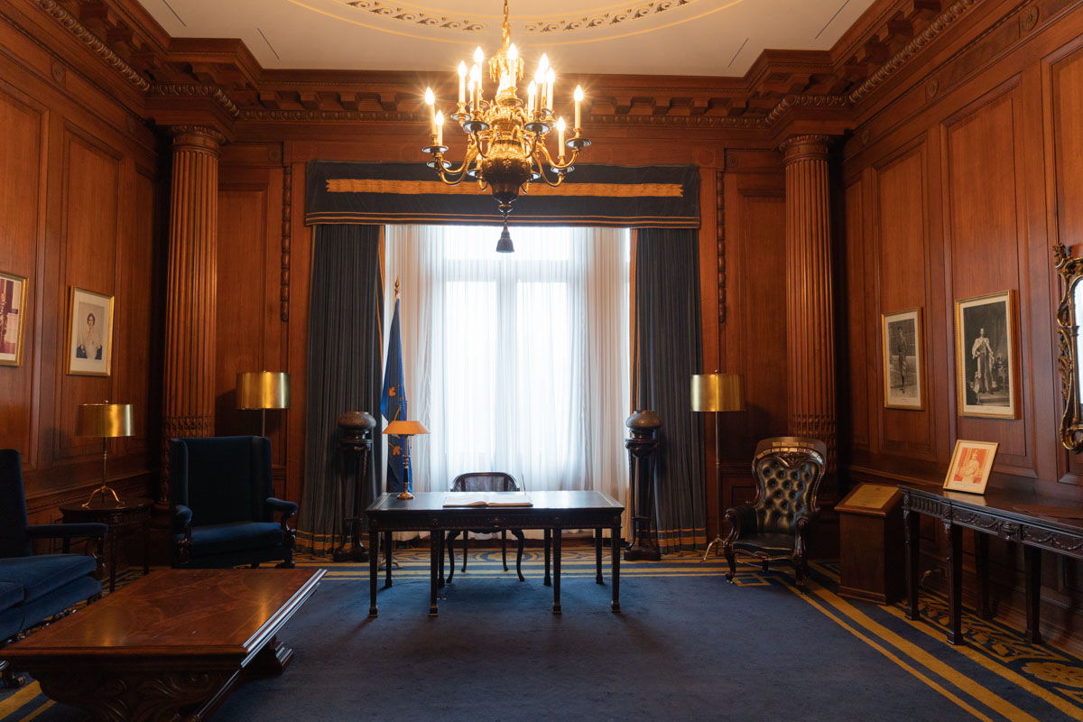 Things to do in Winnipeg Rooms in Legislative Building