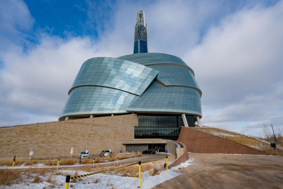 Thing to do in Winnipeg Visit the Human Rights Museum