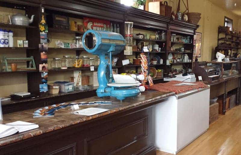 what to do in wisconsin general store