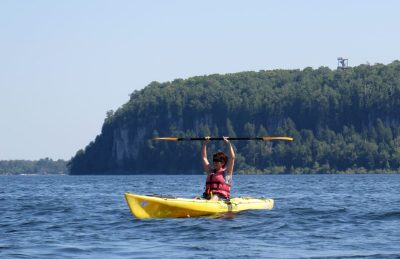 things to do in wisconsin kayaking