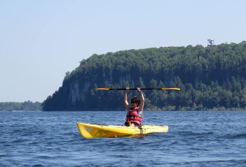 things to do in wisconsin kayaking