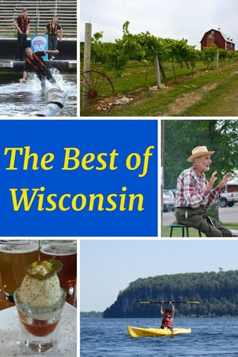 things to do in wisconsin pin