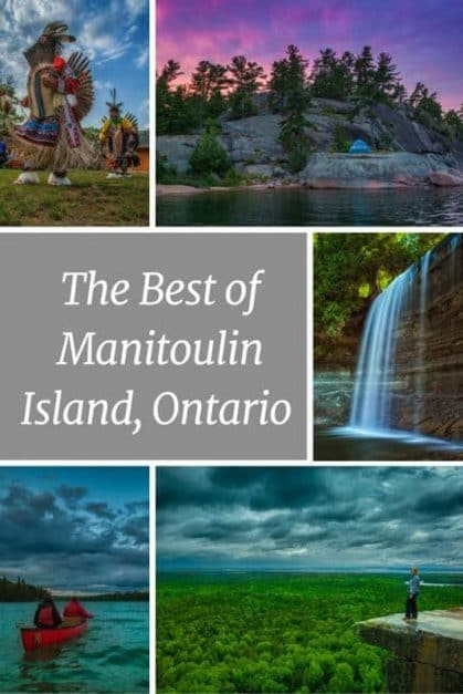 things to do manitoulin island