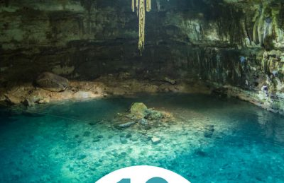 Explore these top 10 things to do on the Yucatan Peninsula Mexico. From ruins and cenotes to beaches and food, this is one region you will love to visit.