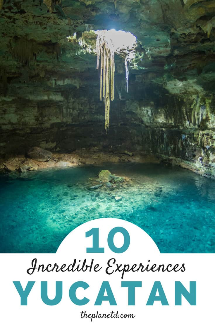 Explore these top 10 things to do in the Yucatan Peninsula Mexico. From ruins and cenotes to beaches and food, this is one region you will love to visit.