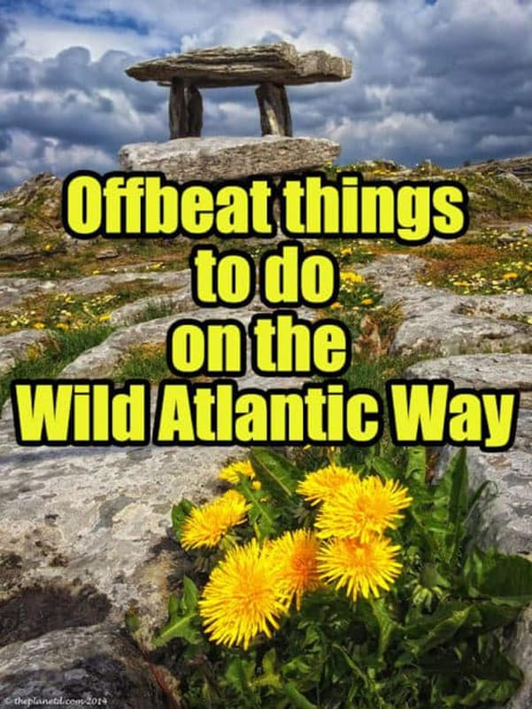 things to do wild atlantic way