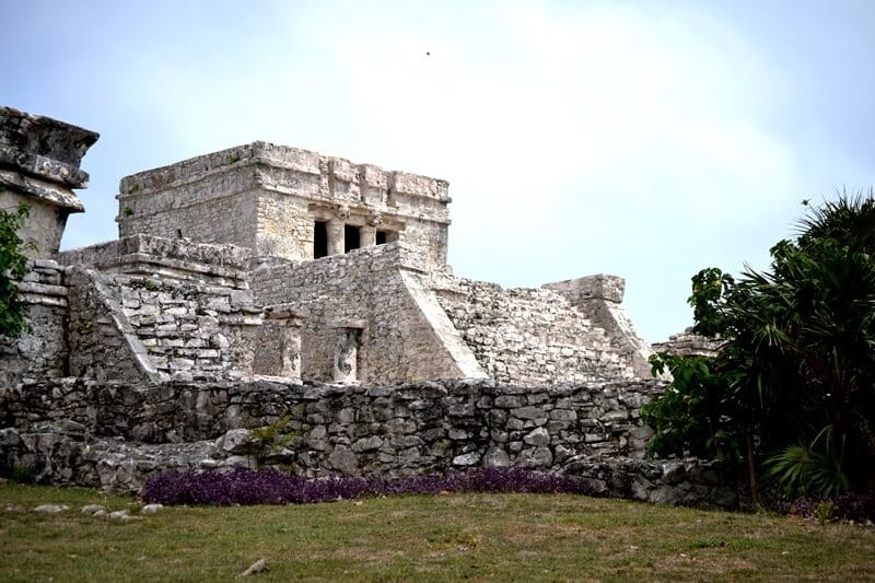 things to see on the Yucatan Peninsula Mexico Tulum Ruins