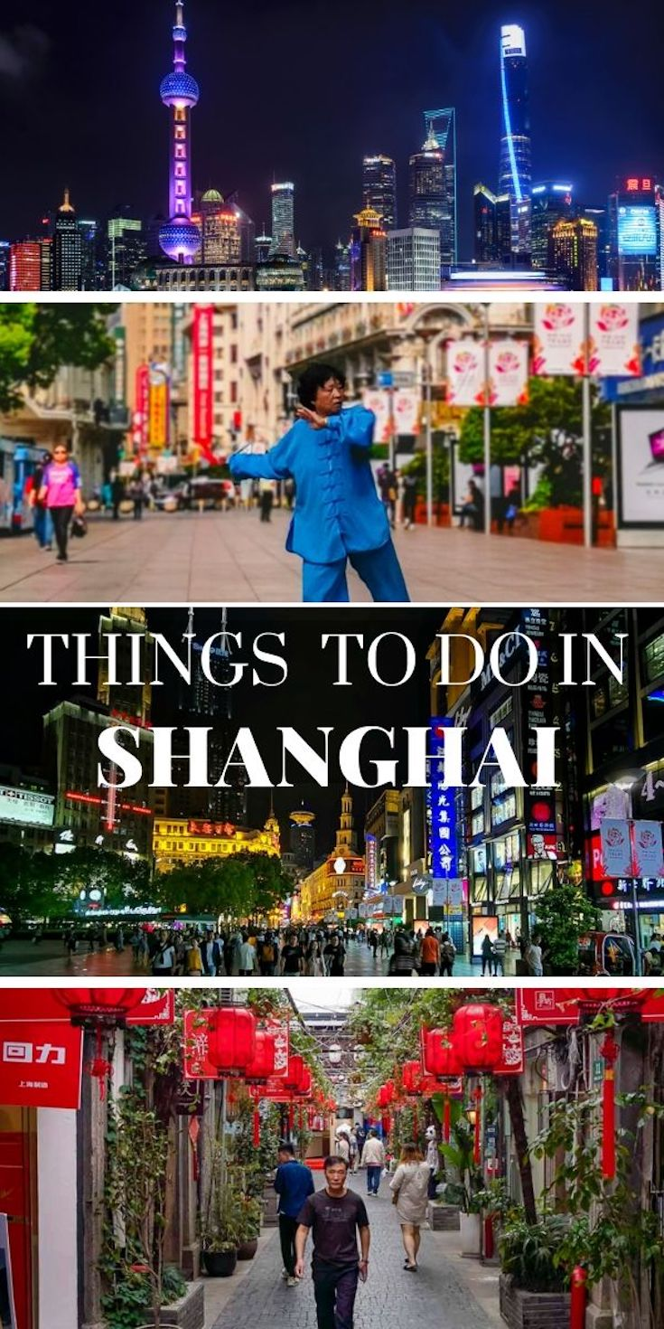 The Very Best Things to do in Shanghai Guide
