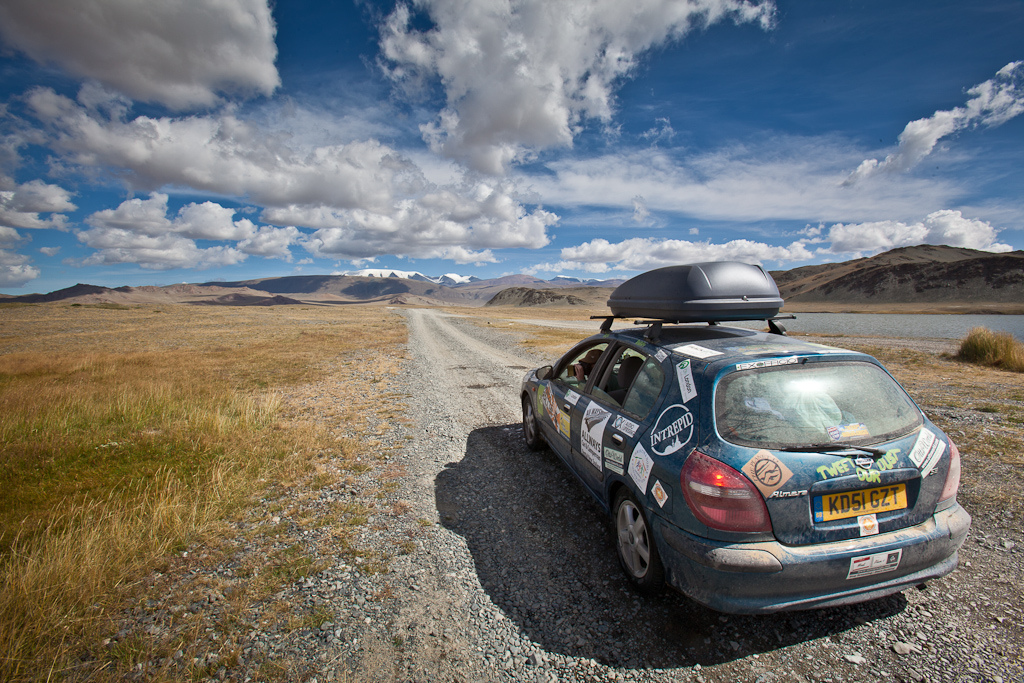 gear mongol rally roof rack