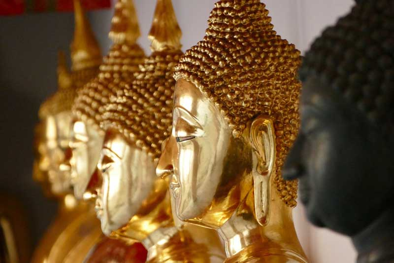 three days in bangkok itinerary