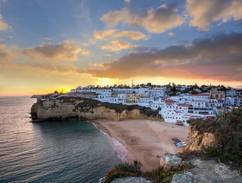 three days in the Algarve