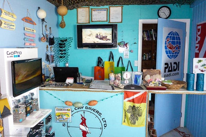 exuma cays dive shop
