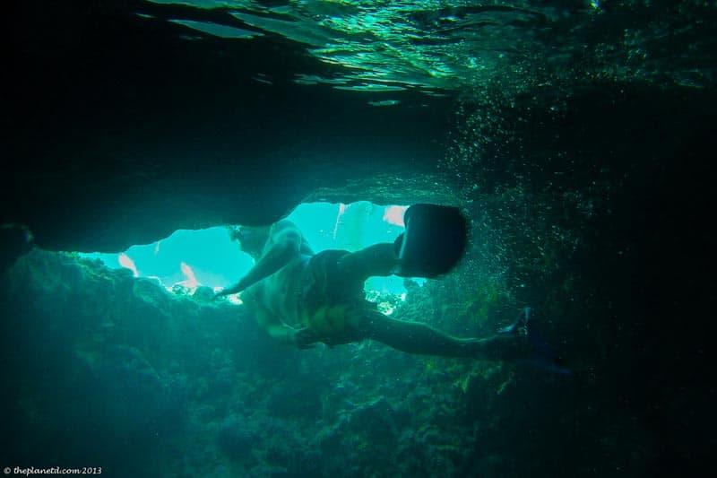 thunderball underwater