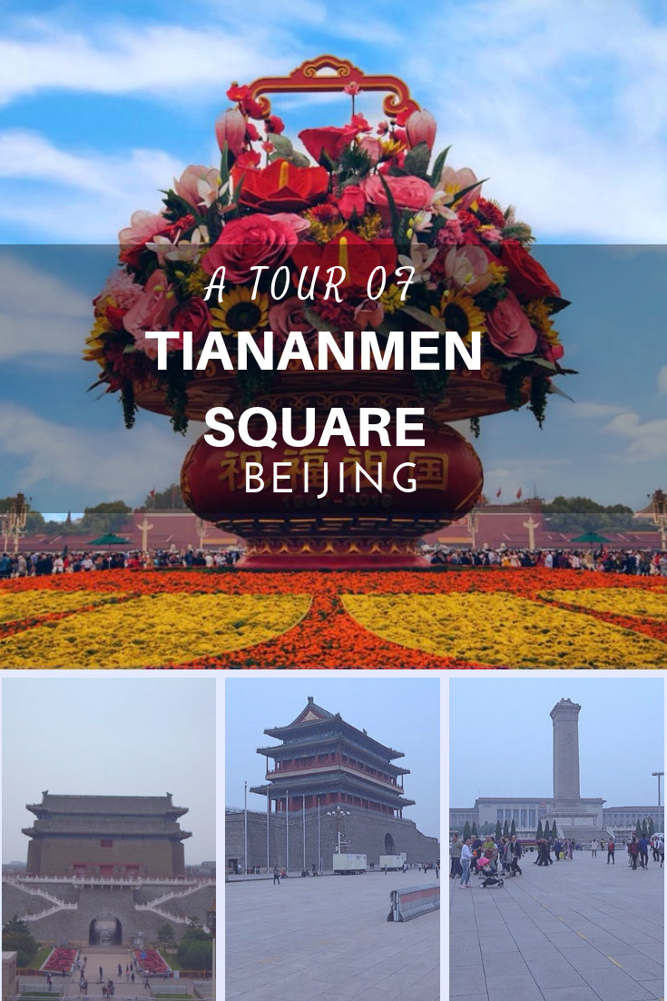 all about Tiananmen Square Beijing