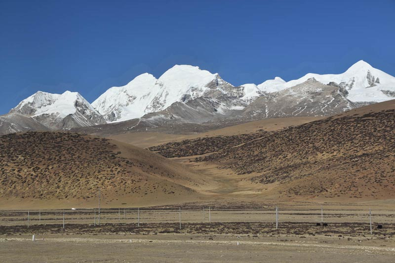 visit tibet | mountains and plateau