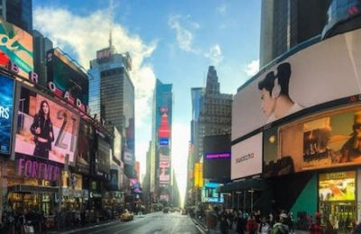 times square hotels