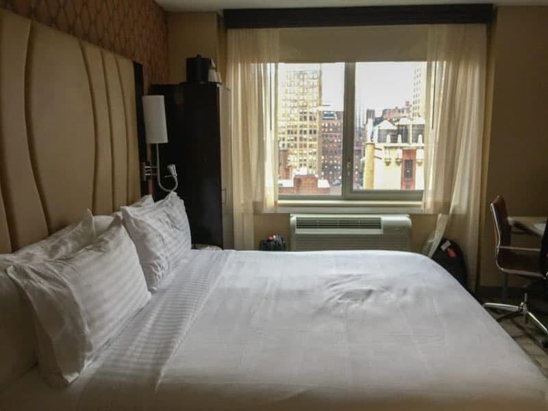 times square hotels holiday inn