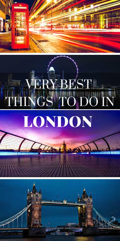 things to do in london england