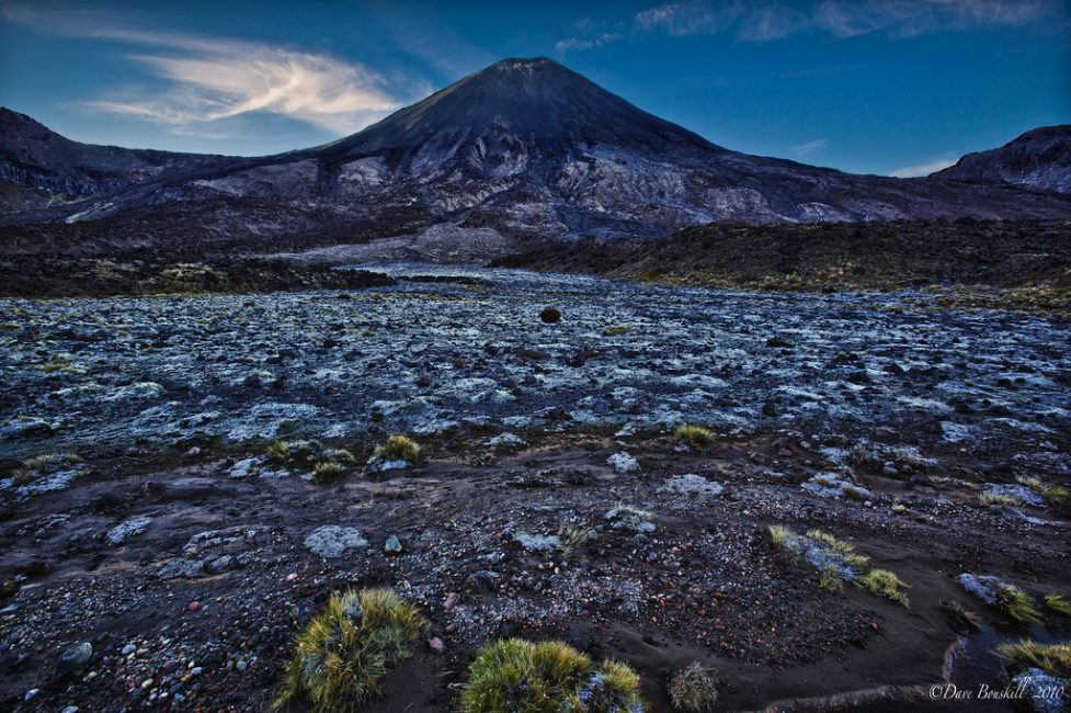 Tongariro Crossing New Zealand