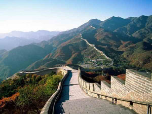 top adventures in asia china