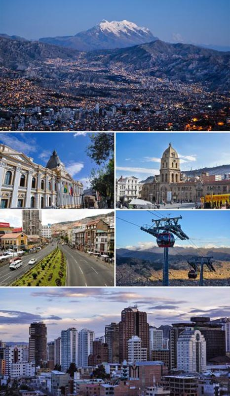 what to do in bolivia la paz