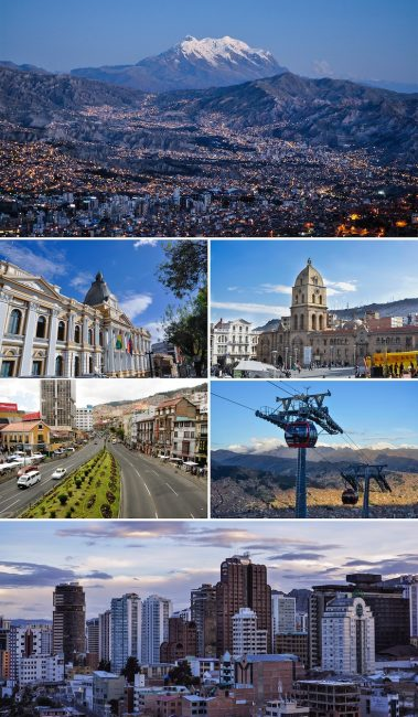La Paz things to do in Bolivia