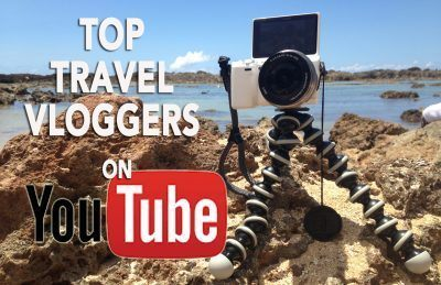 header top travel vloggers