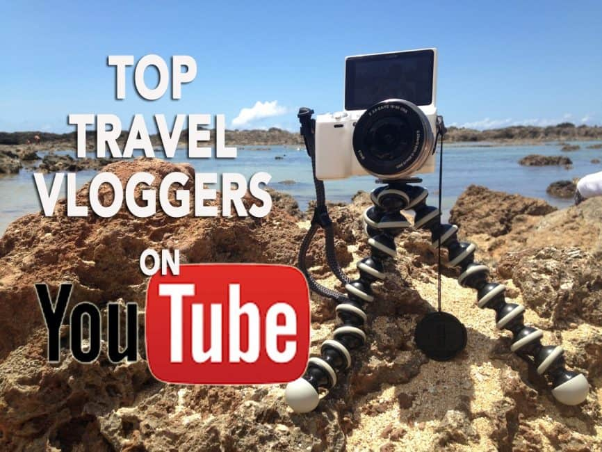 15 Top travel vloggers on YouTube