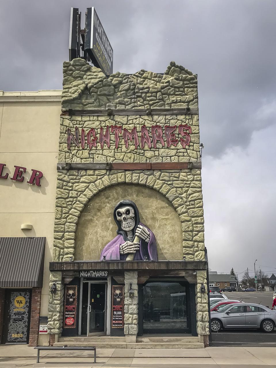 toronto to Niagara Falls Nightmares