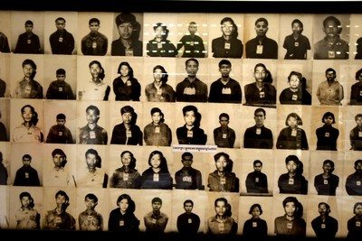 Cambodia; a Dark Past Remembered