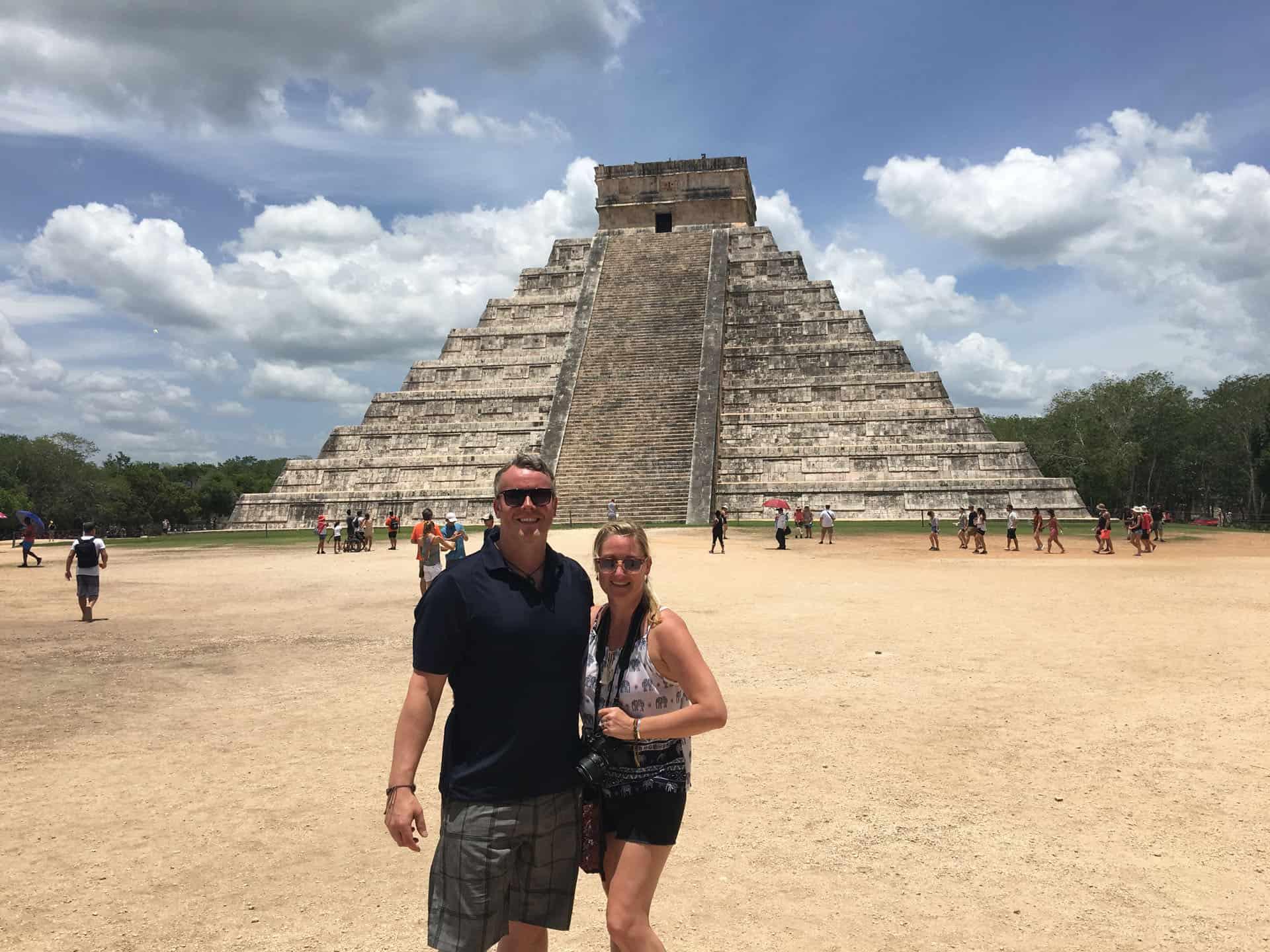 things to do in the Yucatan Peninsula Mexico Chichen Itza