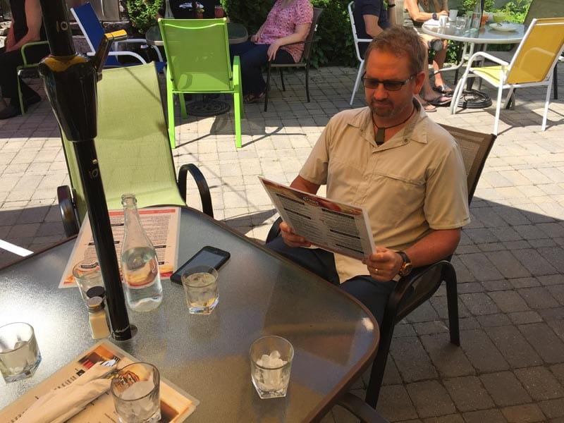 adaptive lenses reading menus
