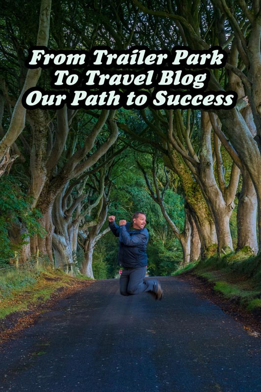 see what it takes to start a travel blog and our path to success