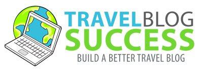 travel blog success badge