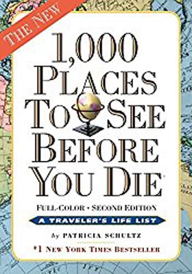 world travel books 1000 places to see before you die