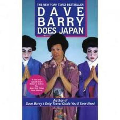 best travel book humour dave barry