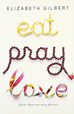 best books for travelers eat pray love