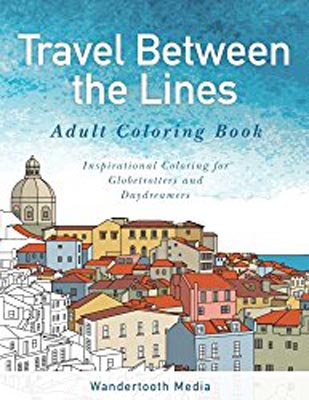travel coloring books