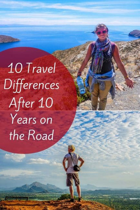 travel differences pin