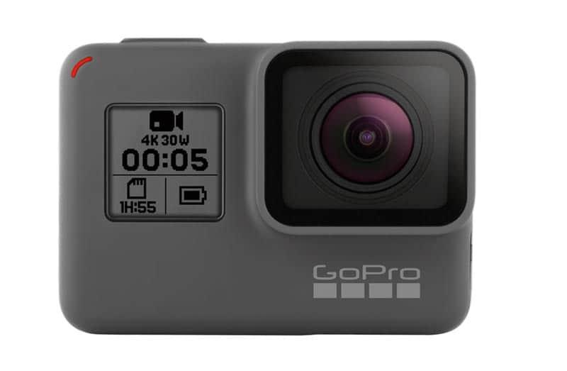 best travel gadgets gopro