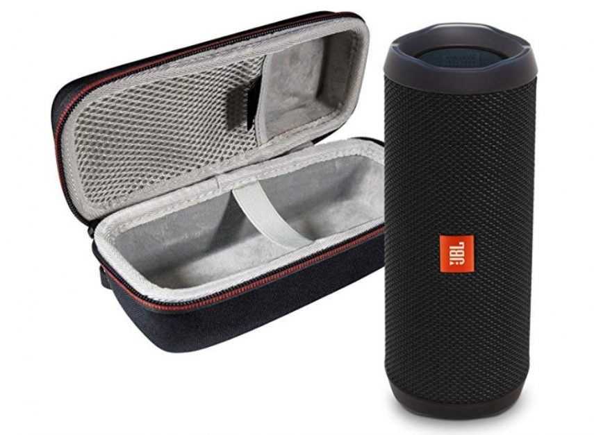"travel accessories for mean | bluetooth speakers"" class=""wp-image-137651"" srcset=""https://theplanetd.com/images/travel-gadgets-speakers-855x627.jpg 855w, https://theplanetd.com/images/travel-gadgets-speakers-398x292.jpg 398w, https://theplanetd.com/images/travel-gadgets-speakers-768x563.jpg 768w, https://theplanetd.com/images/travel-gadgets-speakers-600x440.jpg 600w, https://theplanetd.com/images/travel-gadgets-speakers.jpg 970w"" sizes=""(max-width: 855px) 100vw, 855px"