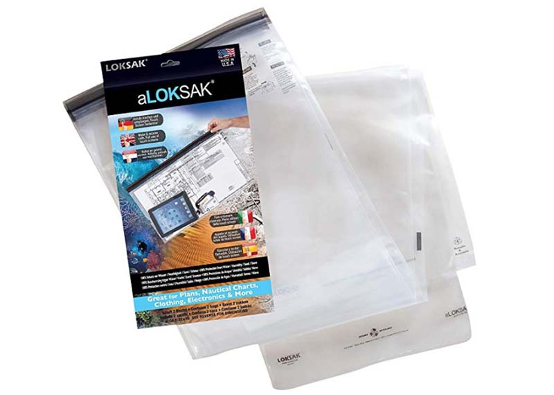 travel gadgets and accessories | aLOKSAK Storage Bags