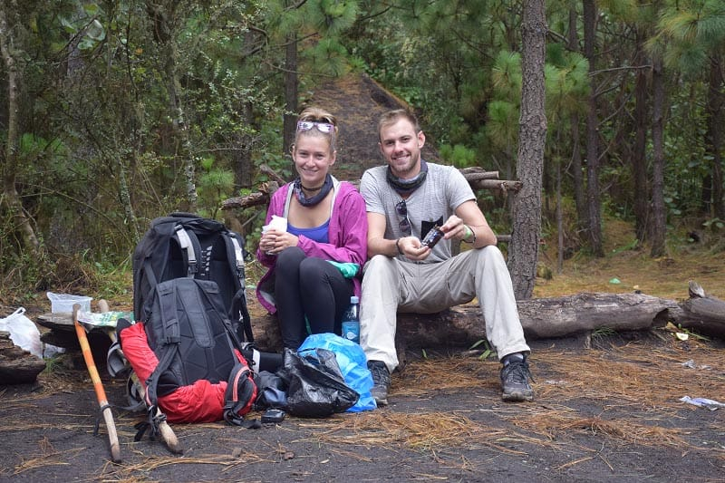 guatemala travel | camping