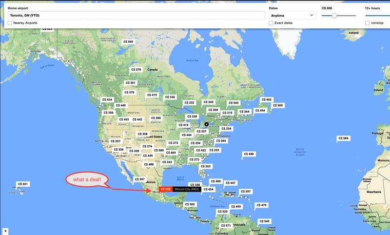 travel hacks kayak explore