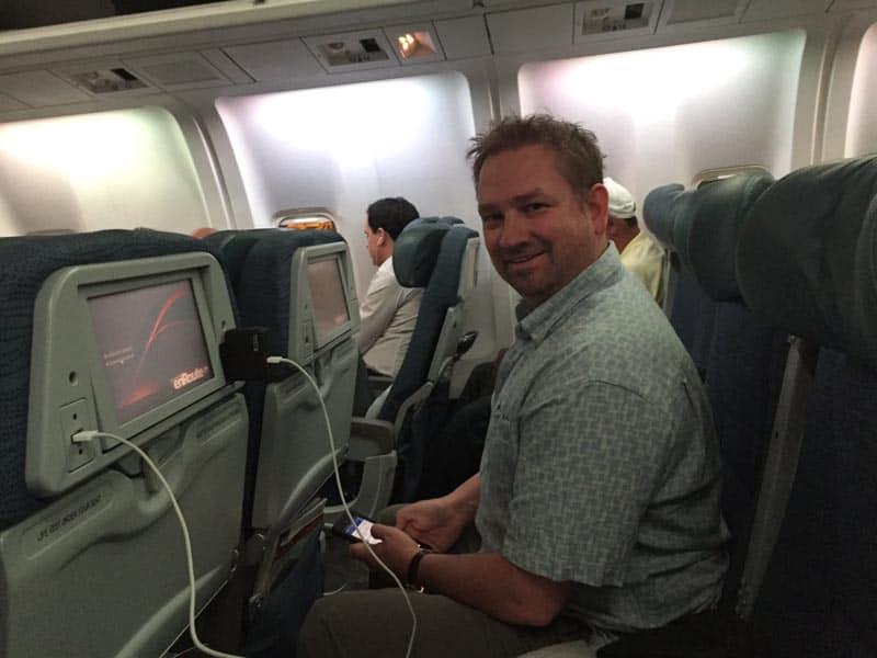 travel hacks choosing seats