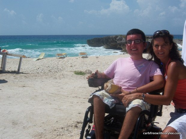 Travel in a Wheelchair