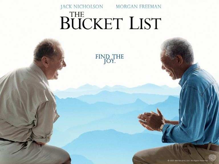 travel movies bucket list